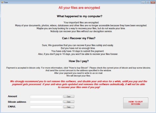- rans - New Ransomware Attack Failed to Decrypt the Files
