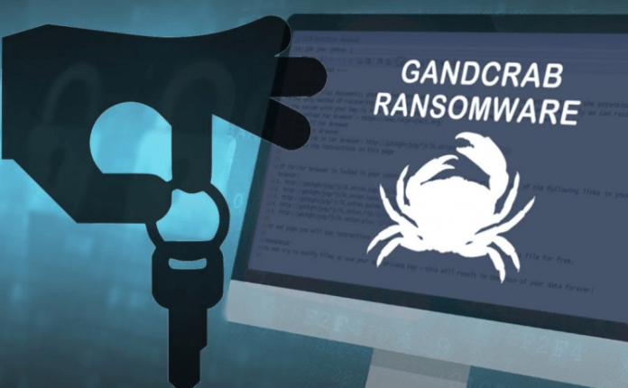 new version of GandCrab Ransomware  - Gandcrab Ransomware 1 - New Version of GandCrab Ransomware Appends 5 Character Extension