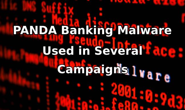 PANDA Malware