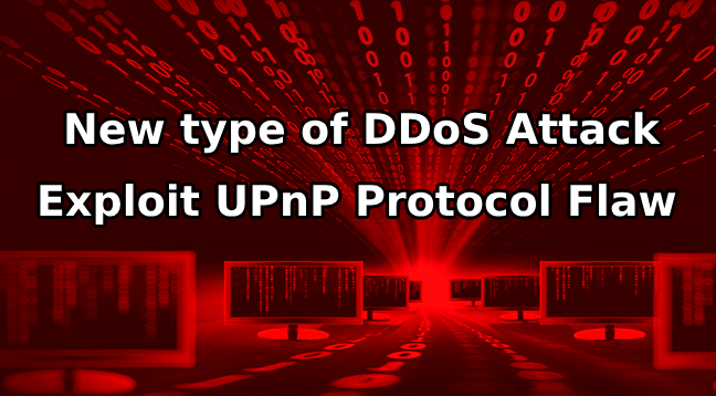 UPnP protocol exploit