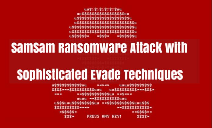 SamSam Ransomware Attack