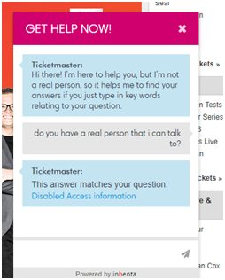 - Chat - Ticketmaster Suffers Major Hack Attack Payment Details Stolen