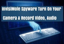 InvisiMole Spyware
