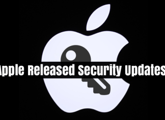 Apple Released Security Updates