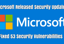 Microsoft Security Updates