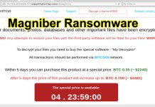 Magniber Ransomware