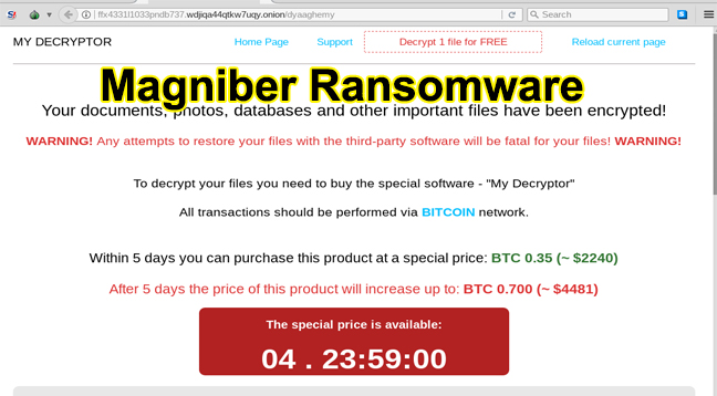 Magniber Ransomware  - Magniber Ransomware - Magniber Ransomware Improves Obfuscation and Expands Asian Countries