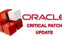 Oracle Patch Update
