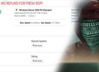 RDP Shops