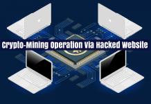 Hacked Website