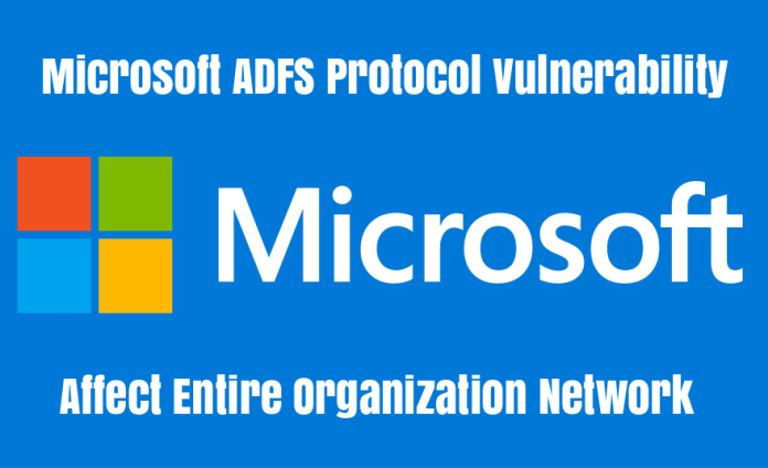 ADFS  - CTc9T1534367613 - Microsoft ADFS Protocol Vulnerability used to Compromise the Entire Organization