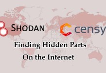 Shodan and Censys
