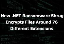 Shrug2 ransomware