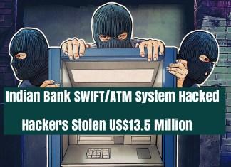 SWIFT/ATM Attack