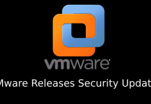 VMware Security patches