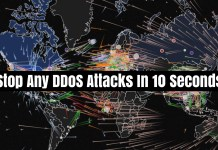 Stop DDoS Attacks