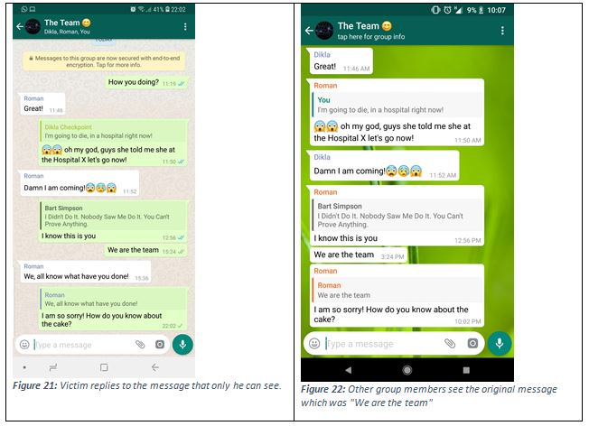 - fig222 - New WhatsApp Vulnerability Allows Attackers to Modify Messages