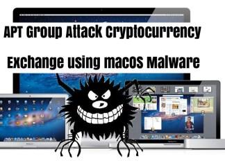 macOS malware