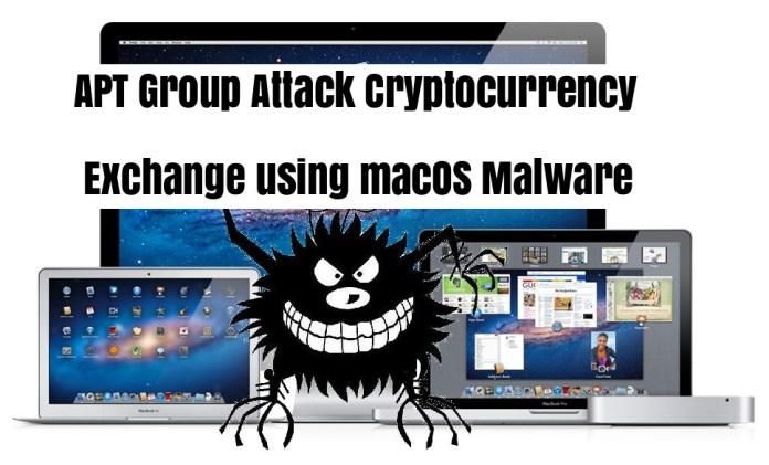 macOS malware  - macos malware - Lazarus APT Group Attack Cryptocurrency Exchange via macOS Malware