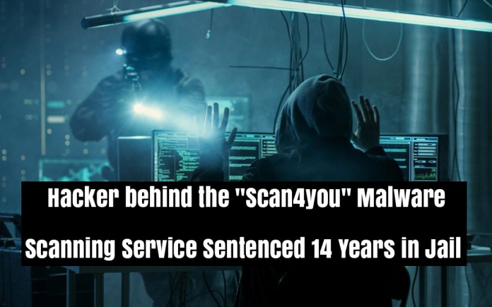 Scan4you  - 5qdEM1537669134 - Scan4you Malware Scanning Service Operator Sentenced 14 Years Jail