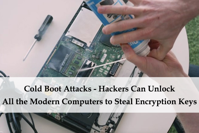 Cold Boot Attacks