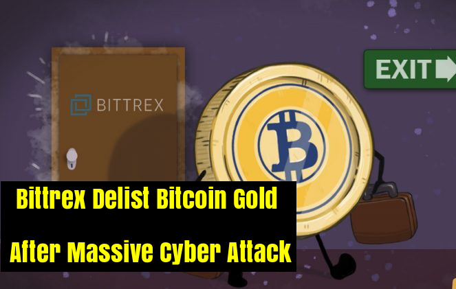 BTG  - LL0ma1536070087 - Bittrex Crypto Exchange Delist the BTG After Declined to Pay 12,372 BTG
