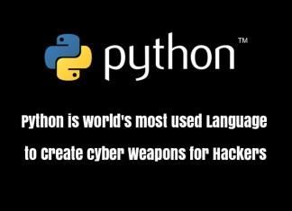 Python hacking tool