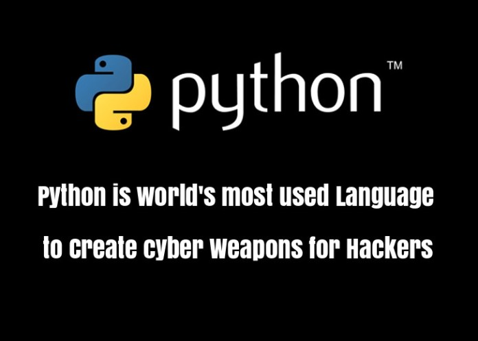 Python hacking tool  - Python hacking tool - Python's advantages attracts hackers to make Python hacking tool