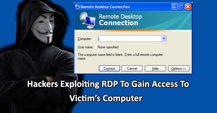 Remote Desktop Protocol  - Remote Desktop Protocol1 - Hackers Exploiting Remote Desktop Protocol To Hack the Targeted Victims