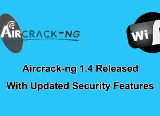 Aircrack-ng 1.4