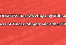 DOM-based XSS