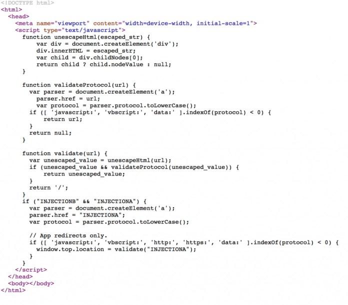 client-side vulnerabilities