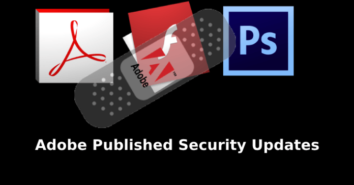 Adobe published security updates