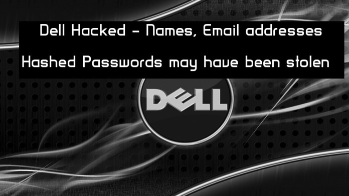 Dell  - CHqjD1543454711 - Dell Hacked – Data Breach Exposed Names, Email address& Passwords