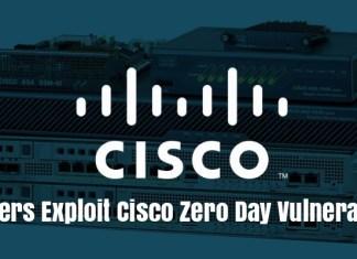 Cisco Zero Day