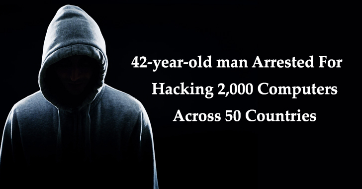 DarkComet RAT - 42-year-old Arrested For Hacking 2,000 Computers