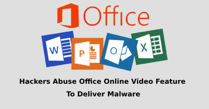 Online Video future  - Online Video future - Hackers Abuse Microsoft Office Online Video Feature To Deliver Malware
