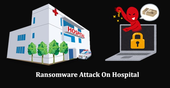 Ransomware attack  - Ransomware attack - Ransomware Attack Hits Ohio Hospital Causes Downtime