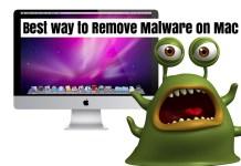 Remove Malware on Mac