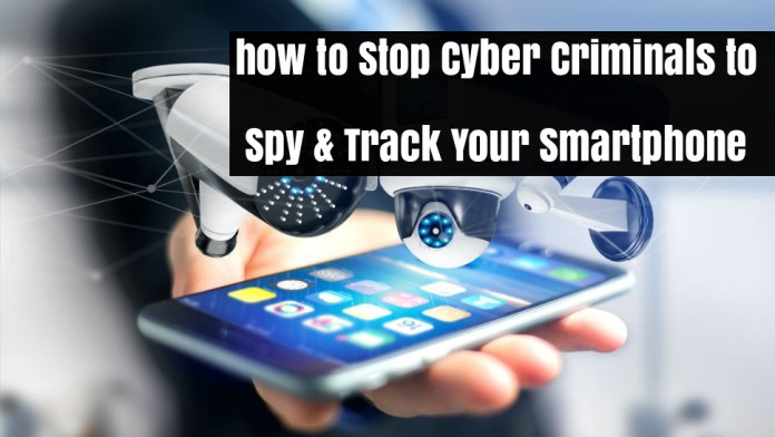 Smartphone  - Track Your Smartphone - How To Stop Your Smartphone From Tracking You