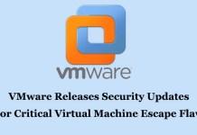 Virtual machine escape