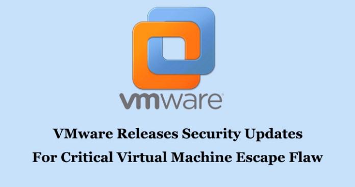 Virtual machine escape  - Virtual machine escape - Security Updates For critical Virtual machine escape vulnerability