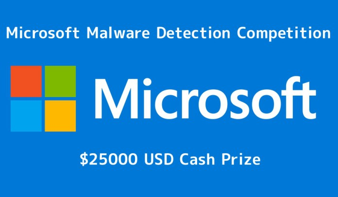 Malware Detection Competition  - 2qoo01545034571 - Microsoft Launchs Windows machine Malware Detection Competition