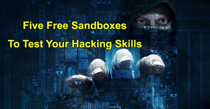 Hacker101  - Hacker101 - Five Free sandboxes To Test Your Hacking Skills