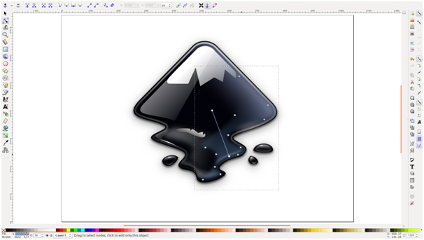 - Inkscape - Top Best PDF Editor Rank 2019