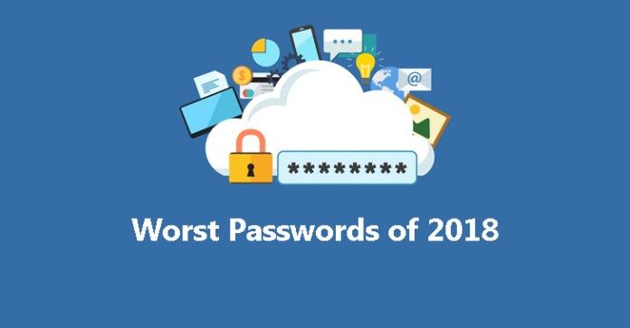 Worst Passwords of 2018