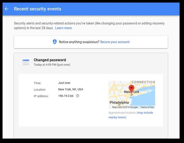 - re - Phishing Campaigns Targeting Google and Yahoo Accounts