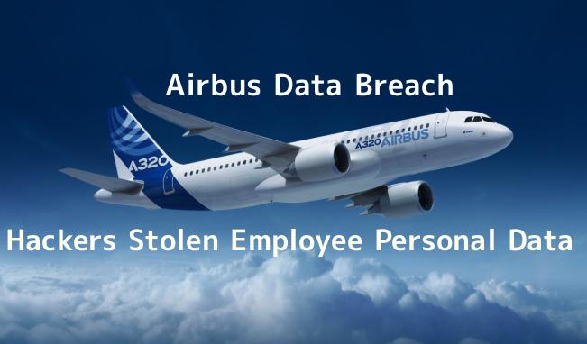 Airbus Data breach