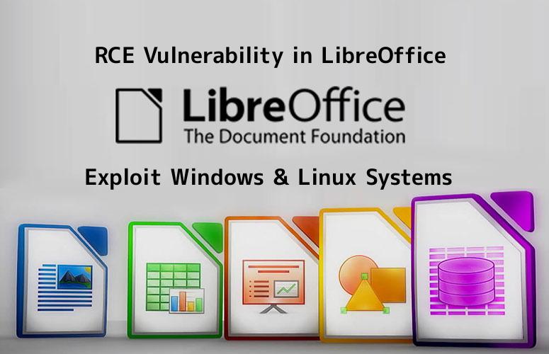 Critical Vulnerability In Libreoffice That Exploit Windows